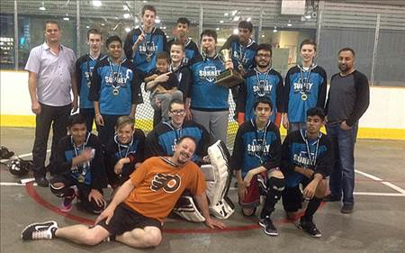 2016 Major Pacific (B) Champs - MJ8 Flyers